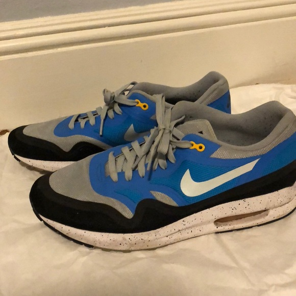 sports shoes b3d10 c496e Nike Air Max Lunar1 Running SilverWing 654469-001.  M 5a94e0ff31a376c1c25d8b5c